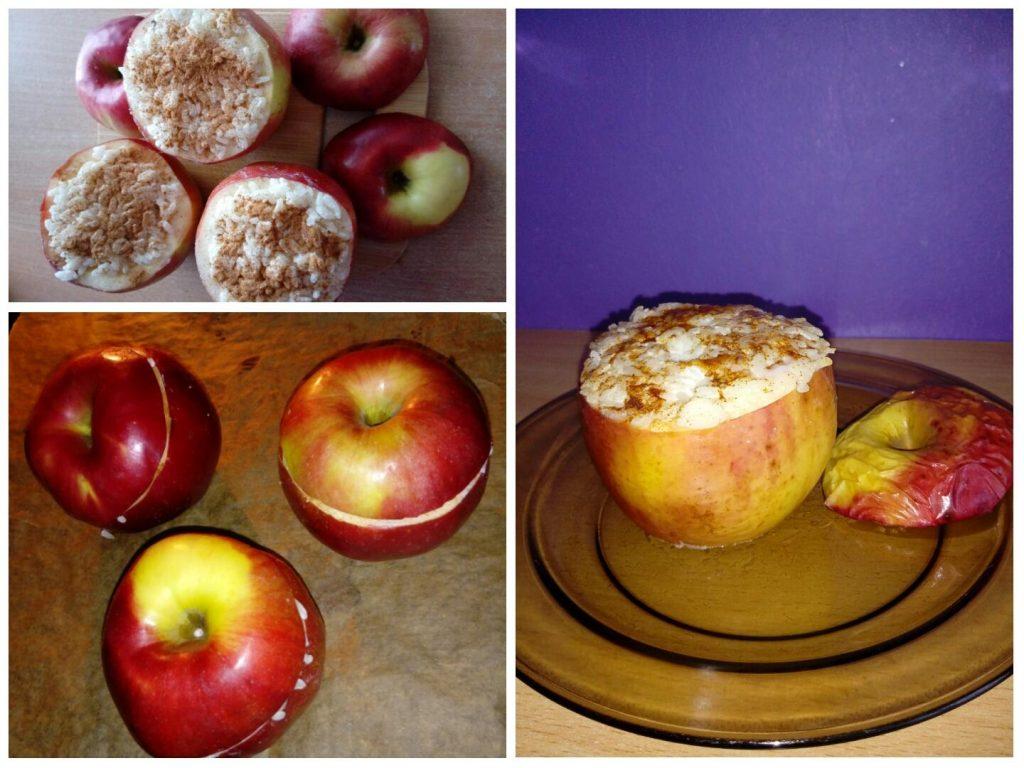 pieczone jablko 2